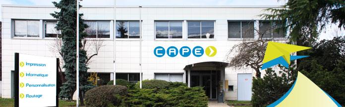 CAPE marketing direct de routage et mailing Essonne